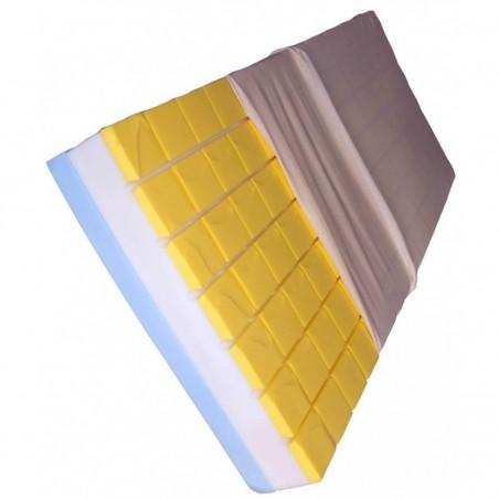 Materasso antidecubito SINGOLO Memory tripla densità art.Para023