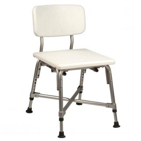 Sedia bariatrica con schienale e crociera art.ParaBB5