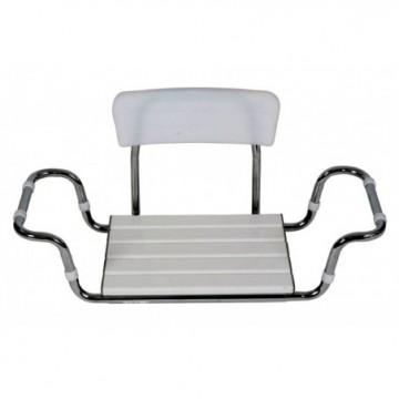 Sedile con schienale in...